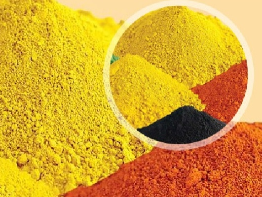 Micronix IronOxide Yellow 313M , Micronized Iron Oxide Yellow 313M