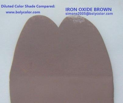 Iron Oxide Brown 663