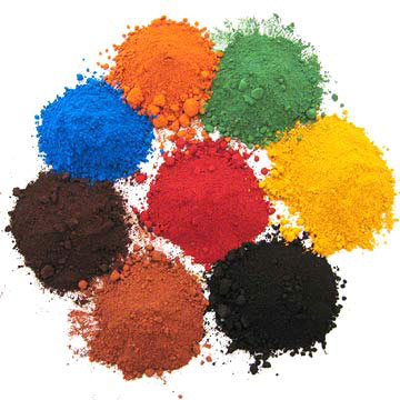 IronOxide Pigments