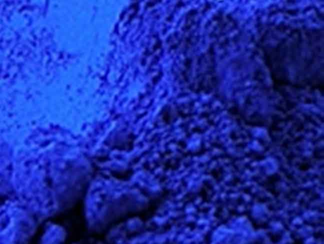 Iron Oxide Compound Blue